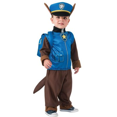 Paw Patrol Chase Child Halloween Costume