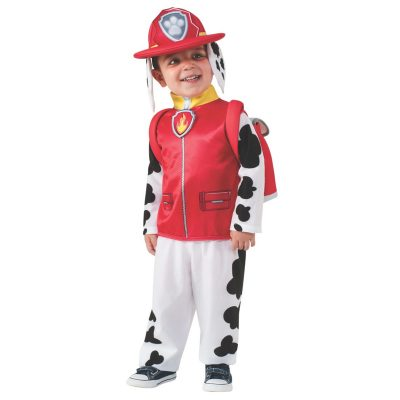 Paw Patrol Marshall Child Halloween Costume