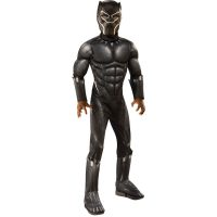 Marvel Black Panther Child Halloween Costume