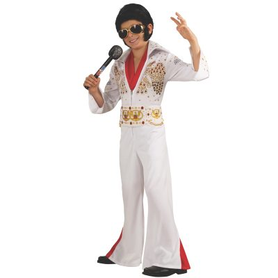 Elvis Presley Official Child Costume