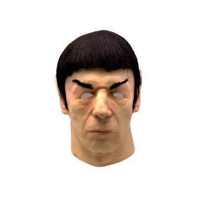 Star Trek 1974 Spock Latex Mask