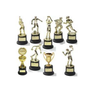 Small Plastic Trophys