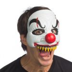 Costume Deluxe Soft Foam Clown Mask