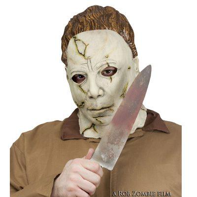Costume Michael Myers Mask n Knife Set