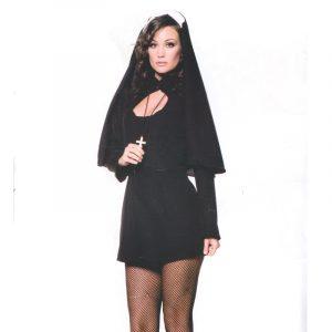 Sexy Nun Chastity - Clearance - Broken Zipper