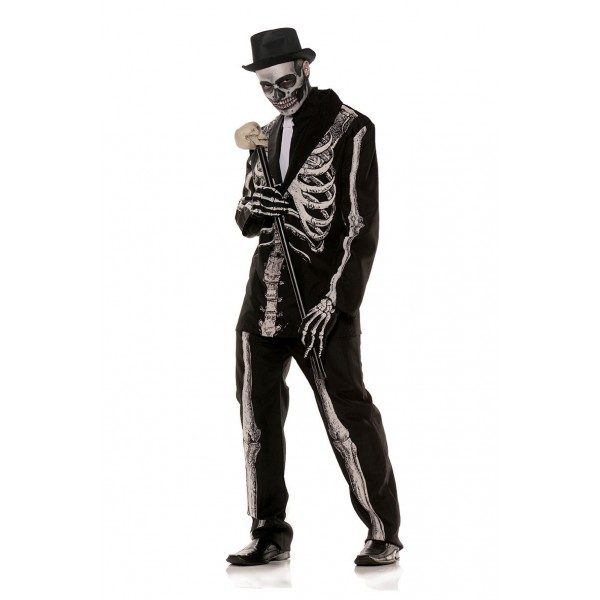 Bone Daddy Skeleton Costume