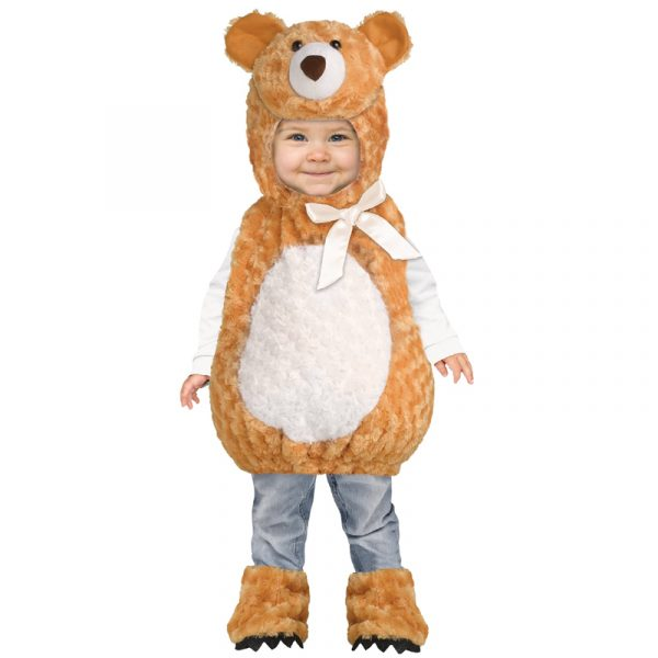 Teddy Bear Infant Toddler Halloween Costume