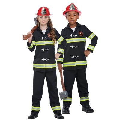 Fire Chief Junior Unisex Child's Halloween Costume