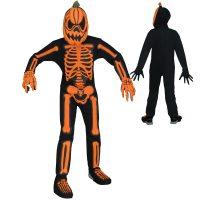 SKele-Jack Scary Child Halloween Costume