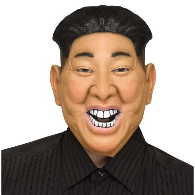 Kim Jong-Un Mask