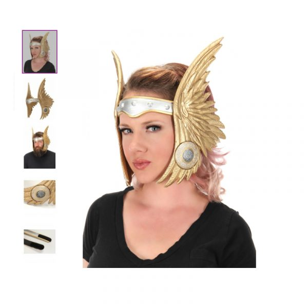 Costume Viking Valkyrie Headband