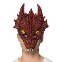Costume Deluxe Foam Dragon Mask