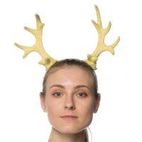 Costume Deluxe Foam Elegant Antlers