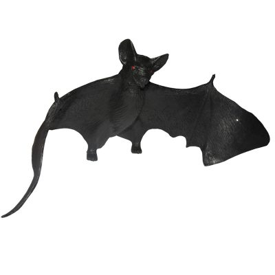 22 Inch Costume Hanging Rubber Flying Bat