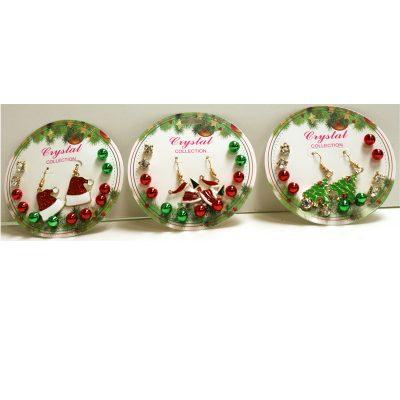 Christmas Mini EArrings Set