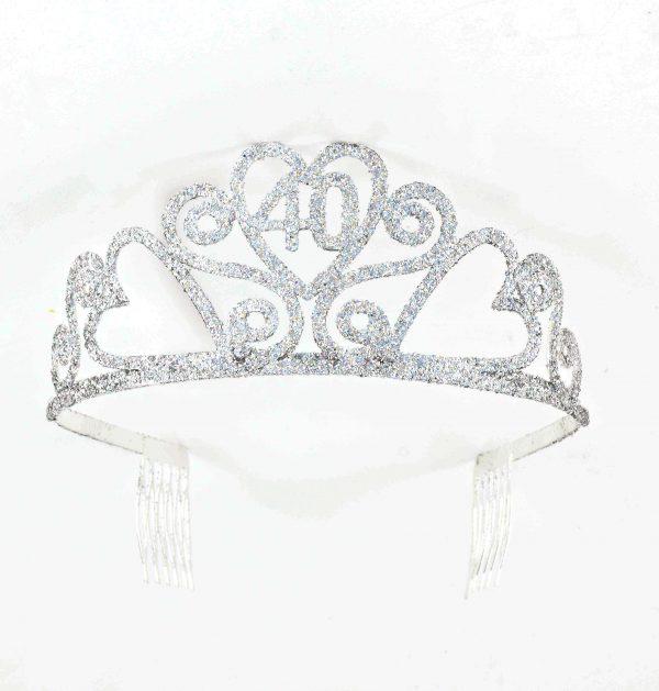 40th Birthday tiara
