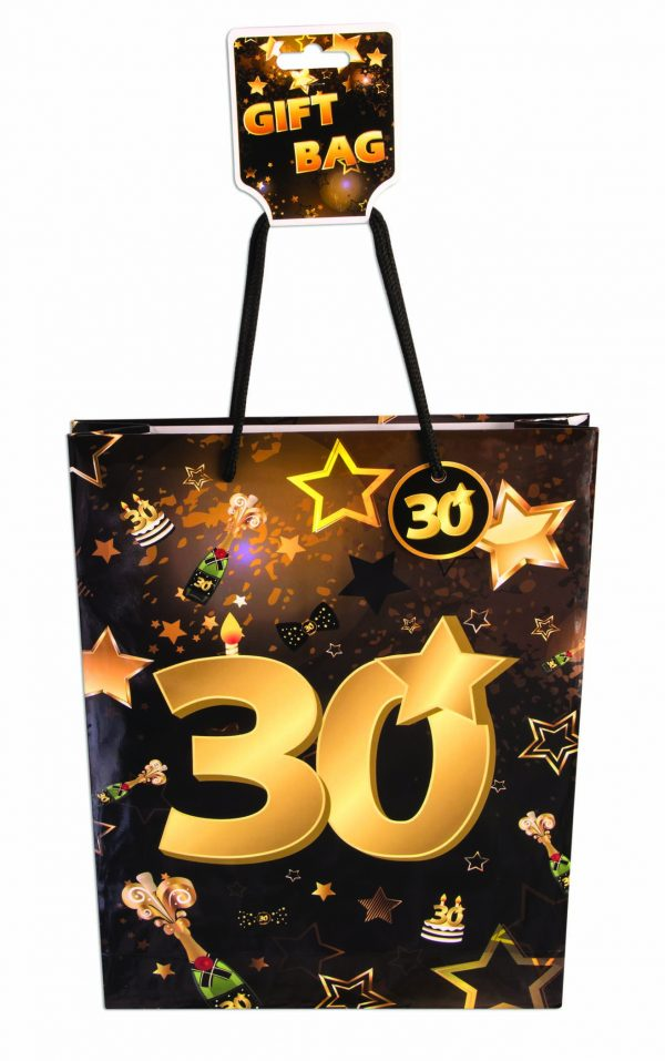 30th Birthday Gift Bag