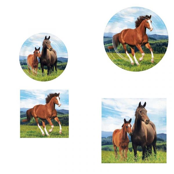 Horse and Pony Paperware