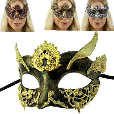 Costume Ornamental Half Mask