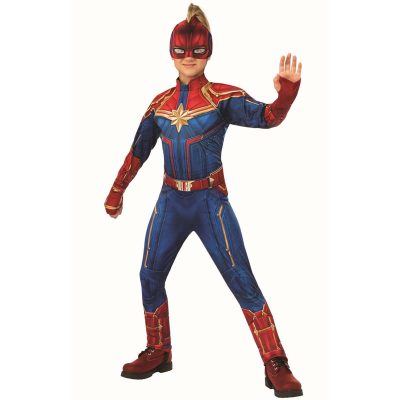 Captain Marvel Child Size Costume