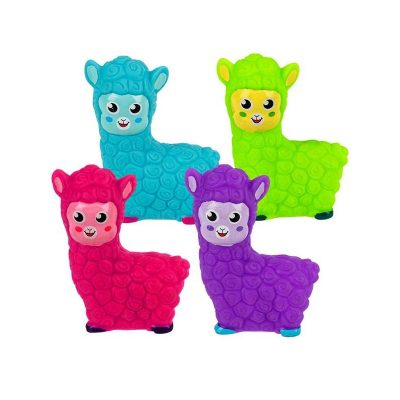 Party Rubber Squirting Toy Alpaca
