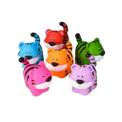 Party Rubber Squirting Toy Tiger