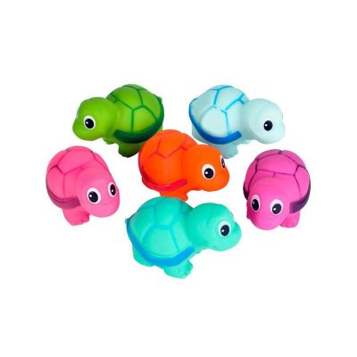 Party Rubber Squirting Toy Turtle