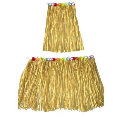 """Paper """"Raffia-look"""" Hula Skirt"""