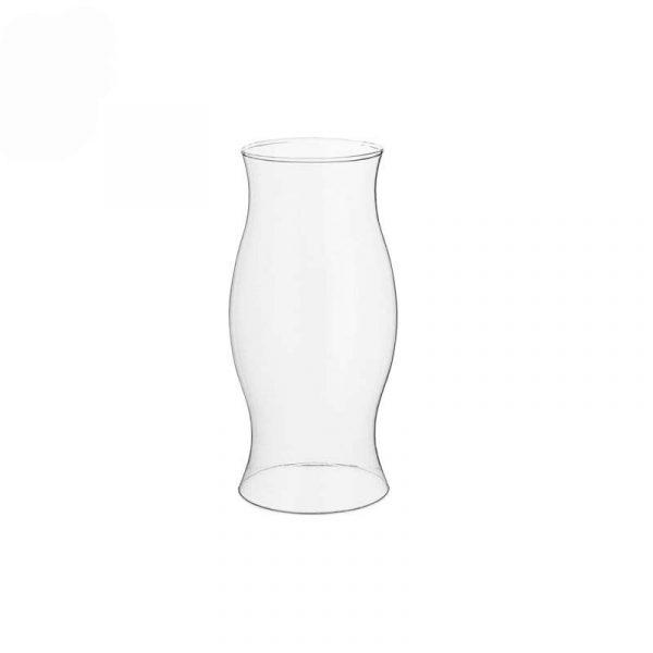 Clear Glass Hurricane Shade