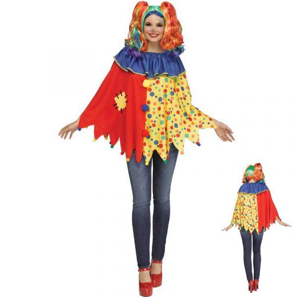 Multi-color Clown