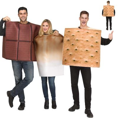 S'mores Group Halloween Costume