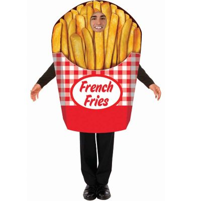French Fry Adult Size Halloween Costume
