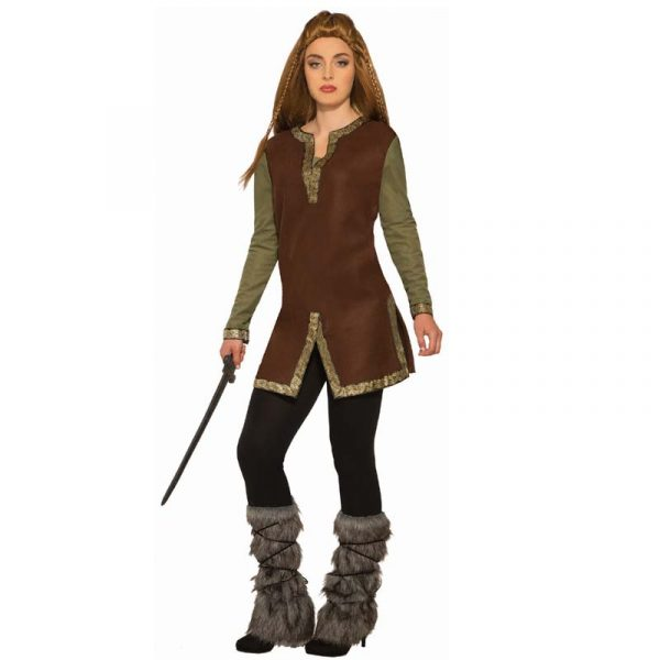 Viking Warrior Unisex Tunic Halloween Costume