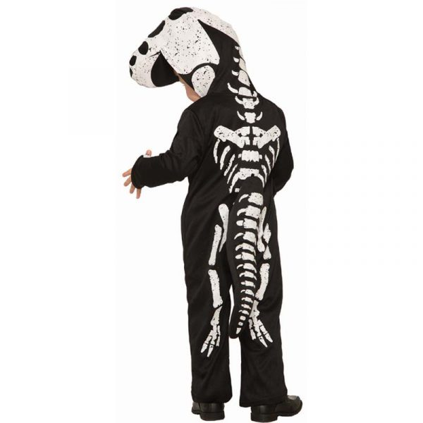 Dinosaur Skeleton Toddler Halloween Costume