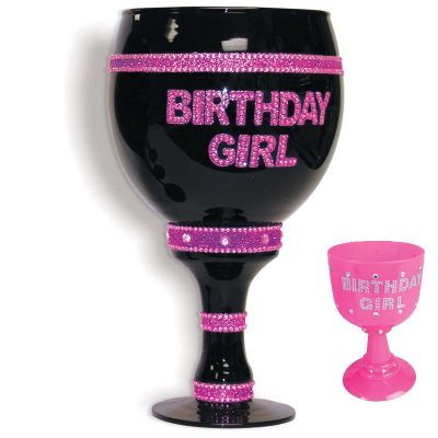Birthday Girl Goblets