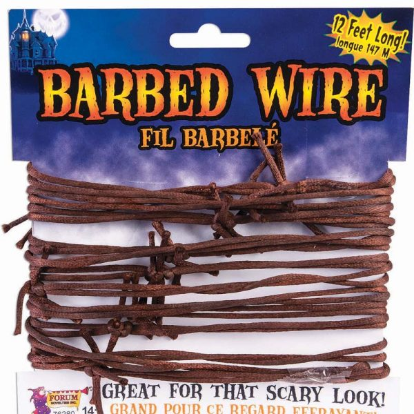 Twisted Cord Barbed Wire