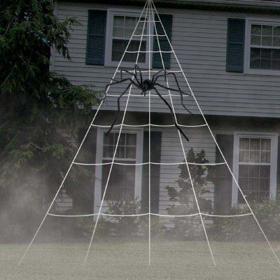 Jumbo Outdoor Spider Web Prop