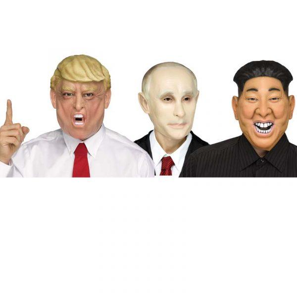 Political Masks