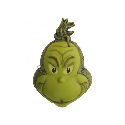 Vacuum Form Plastic The Grinch Mask