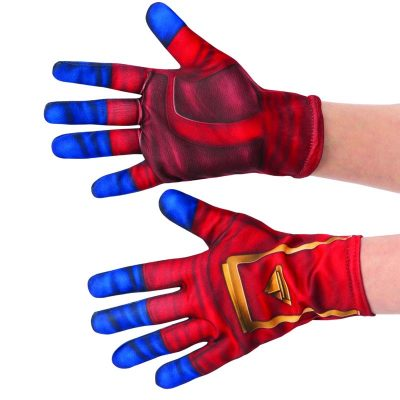 Captain Marvel Child Size Gloves