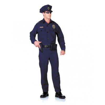 Police Officer Uniform Halloween Costume