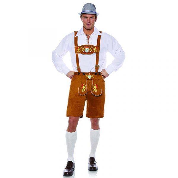 German Lederhosen - Oktoberfest Costume