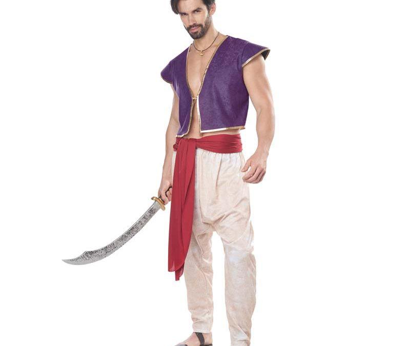 Arabian Folk Hero Halloween Costume