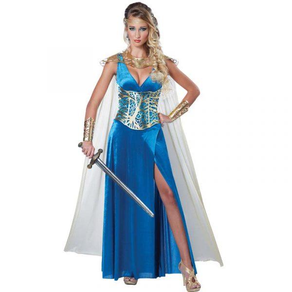 Warrior Queen Adult Halloween Costume