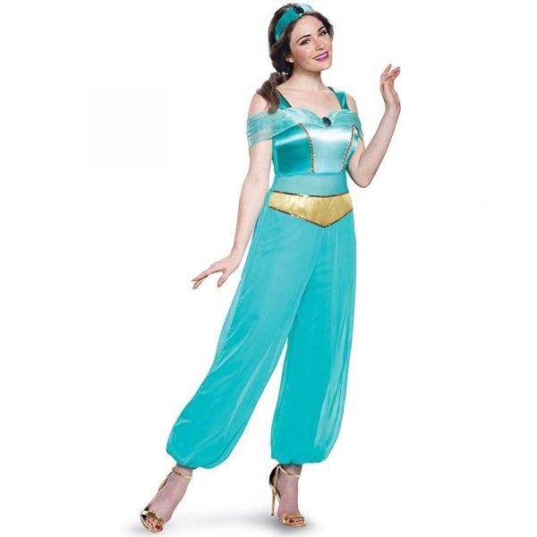 Princess Jasmine Adult Halloween Costume