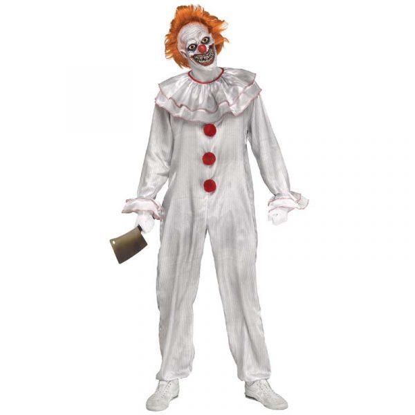 Carnevil Clown - Adult Size Halloween Costume