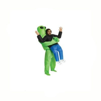 Inflatable Alien Pick-me-up Halloween Costume