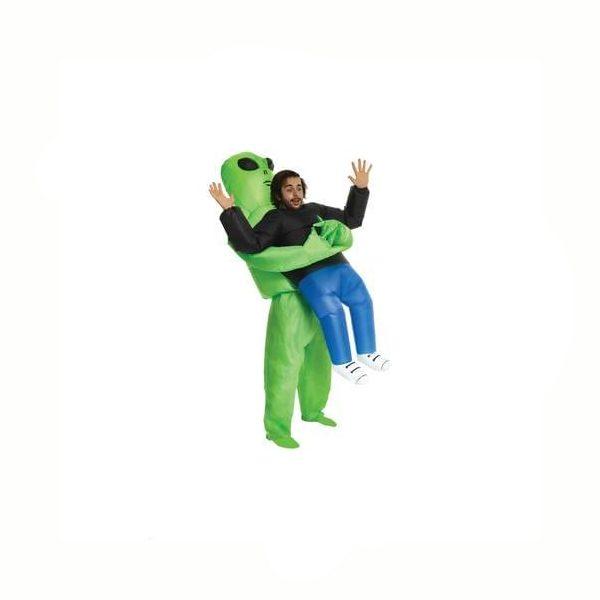 Inflatable Alien Pick-me-up Halloween Costume