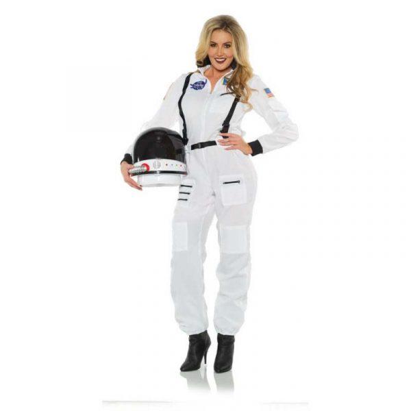 Female Astronaut Jumpsuit