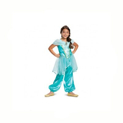 Disney Princess Jasmine Child Halloween Costume